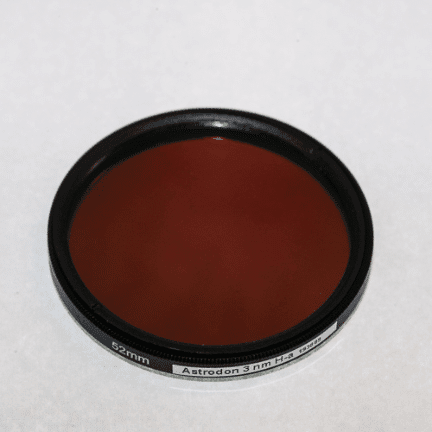Astrodon 52mm Screw-in Filter Cell
