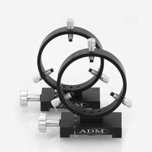 ADM D Series 100mm Adjustable Ring Set (DR100)