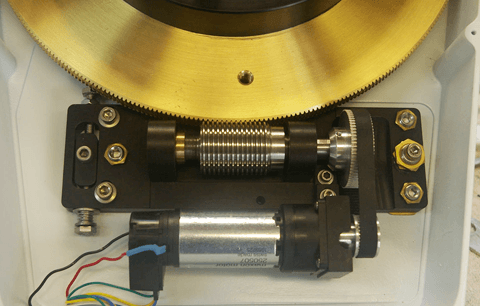 Mathis Instruments RA Worm Drive