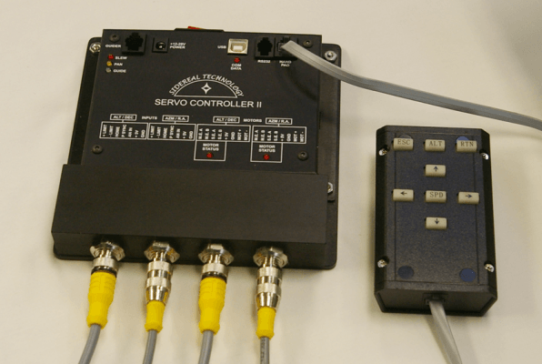 Mathis Instruments Servo2 & Cables