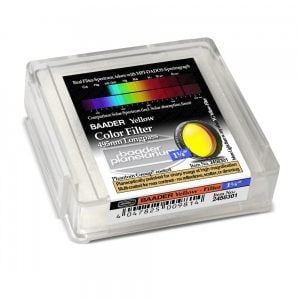 Baader Yellow Color Filter Case