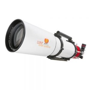 Lunt LS130THa Single Stack Solar Telescope Pressure Tuned