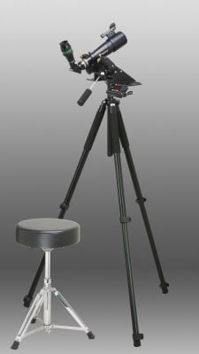 TV-60 with 90° diag. & Air Chair (Optional)