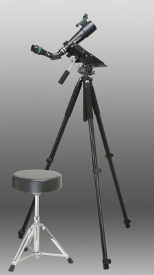 TV-60 with 60° diag. & Air Chair (Optional)