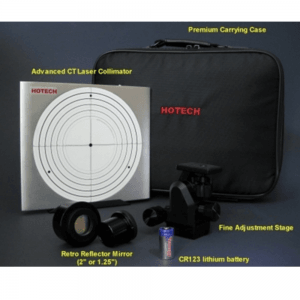 HoTech Advanced CT Laser Collimator Kit