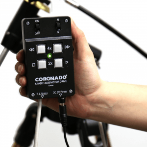 Coronado EQS Mount with RA Tripod Controller
