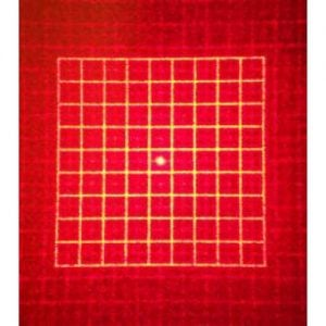 Howie Glatter Square Grid Projection Attachment (SI-HOLA-SQUARE)