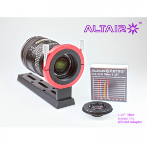 Altair GPCAM DSLR Lens Adapter with CLS Filter