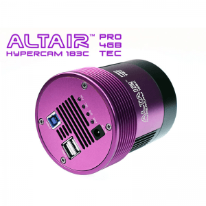 Altair Hypercam 183C PRO TEC Cooled Color Rear (AA183CPROTEC)