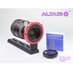 Altair Hypercam DSLR Lens Adapter with CLS Filter