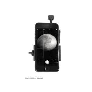 """Celestron Basic 1.25"""" Smartphone Adapter With Phone"""