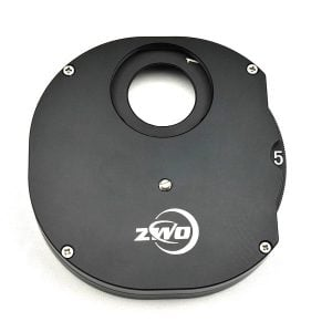 ZWO Manual Filter Wheel MFW Front