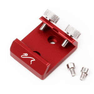 William Optics Red Mounting Base for RedCat & SpaceCat (BAGM-RC001RD) 1