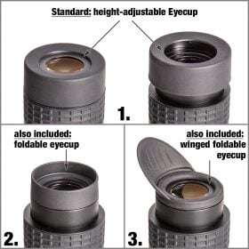 Baader Hyperion Zoom Eyecups