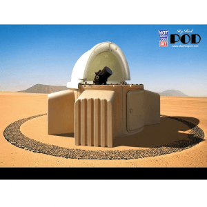 SkyShed POD XL Dome Backyard Observatory