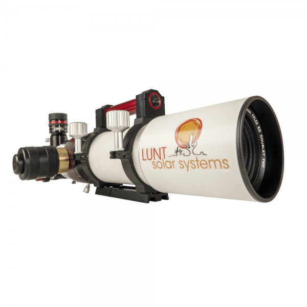 Lunt LS80MT Single Stack Modular Solar Telescope Pressure Tuned 1